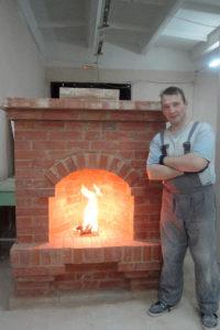 Где заказать установку печи на дачу в Иванове